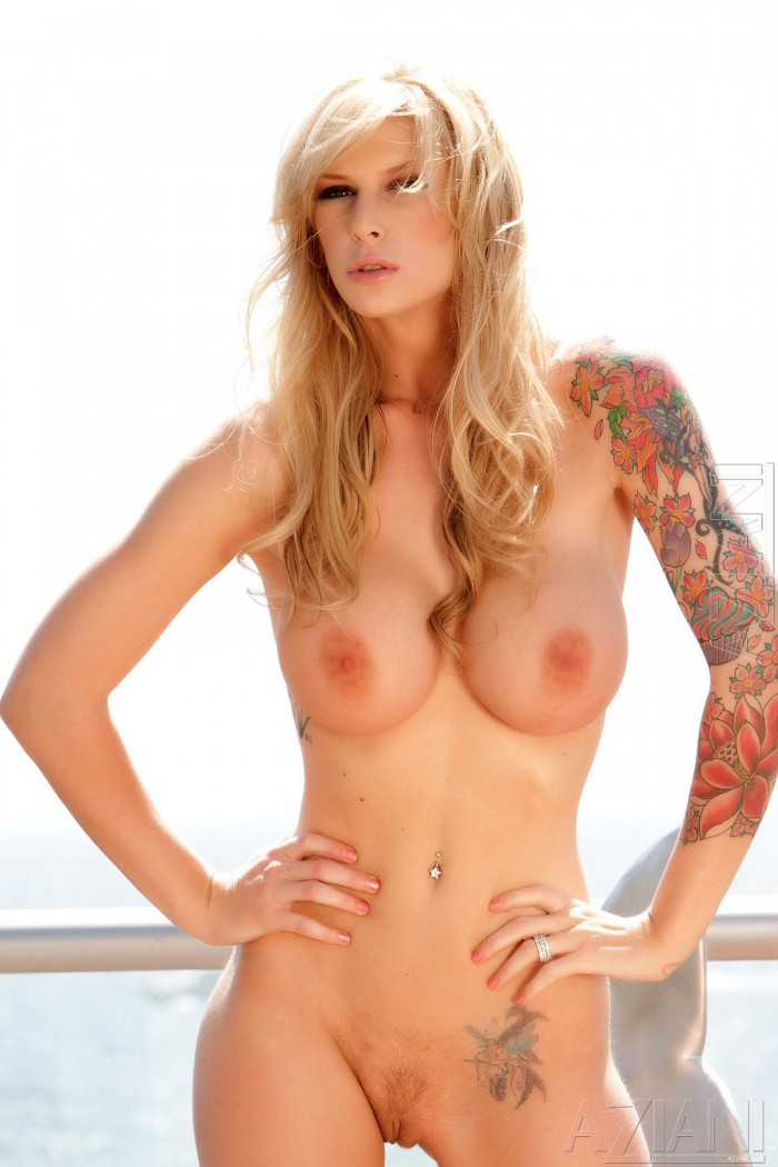 Brooke Banner Pussy